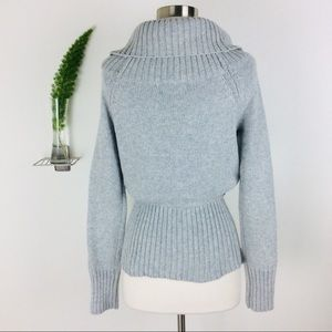 Express Sweaters - Express Stylish Cowl Neck Knitted Sweater Size (M)